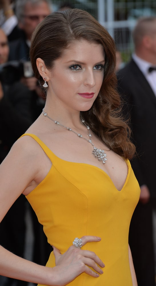 Anna Kendrick S Hairstyles Over The Years