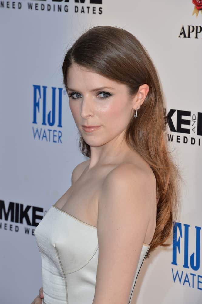 Actress Anna Kendrick at the premiere of
