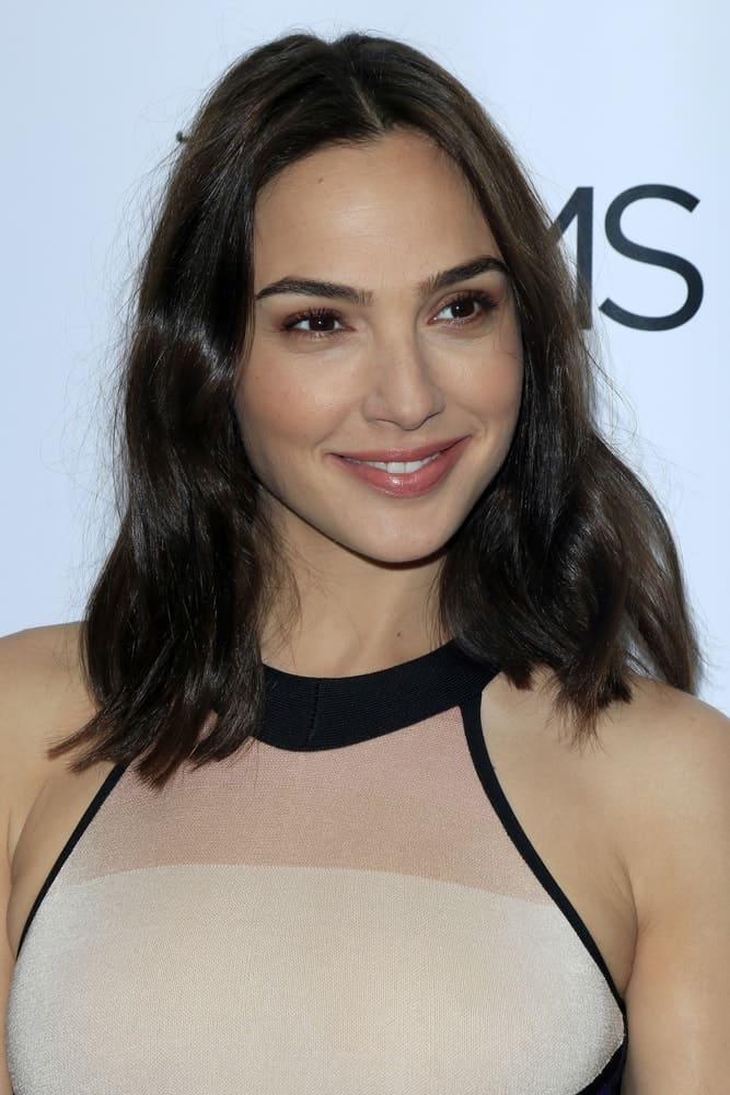Gal Gadot's Hairstyles Over the Years
