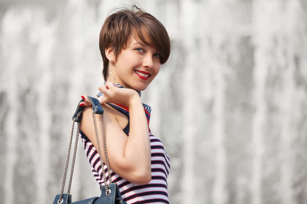 175 Short Hairstyles Haircuts For Women 2018