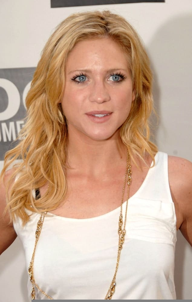 Brittany Snow was at