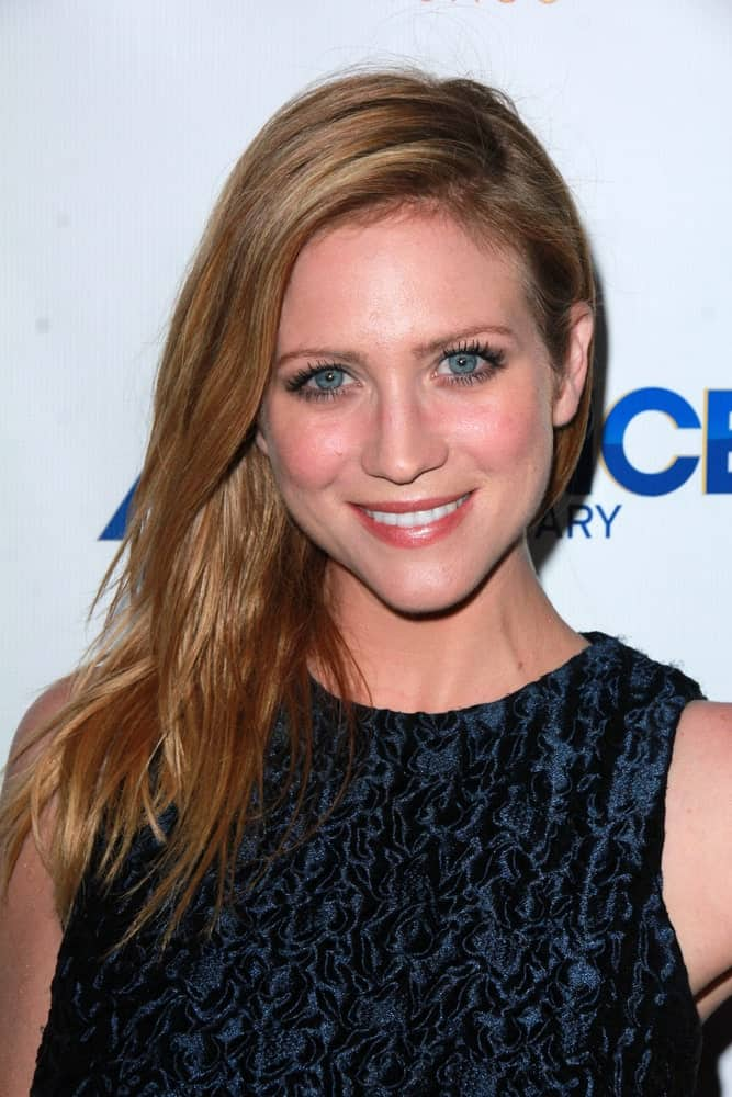 Brittany Snow attended the DirecTV's
