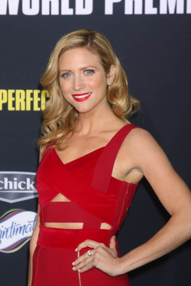 Brittany Snow attended the
