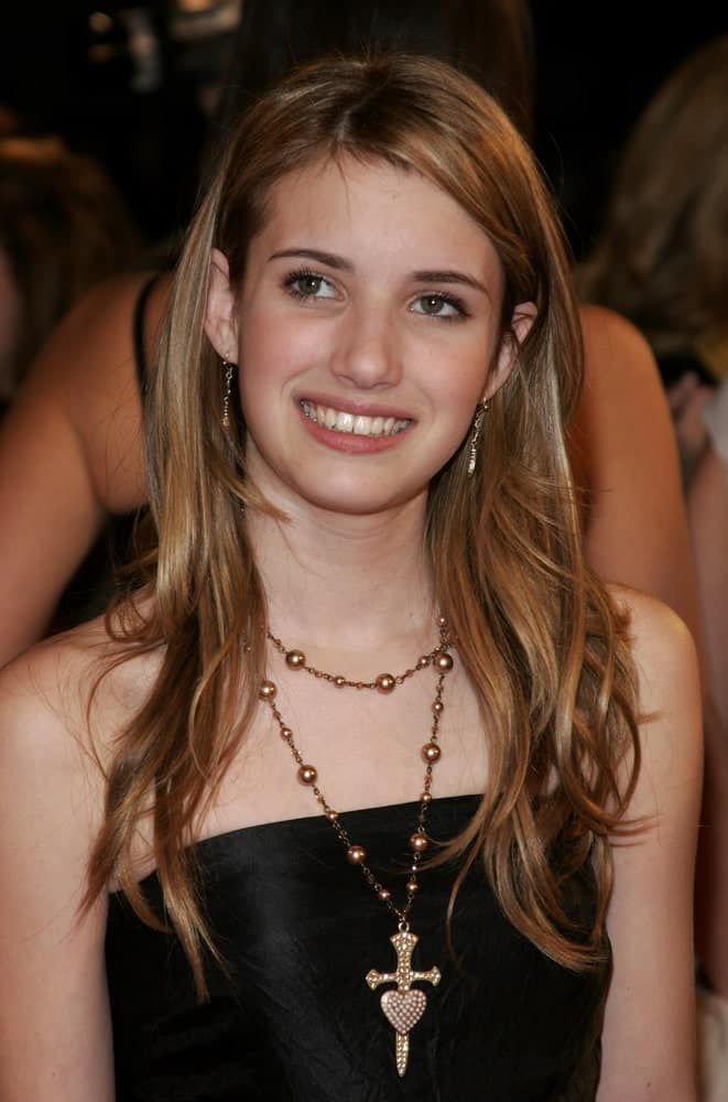 On December 6, 2005, Emma Roberts attended the