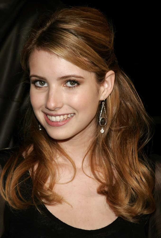 Emma Roberts attended the Los Angeles Premiere of