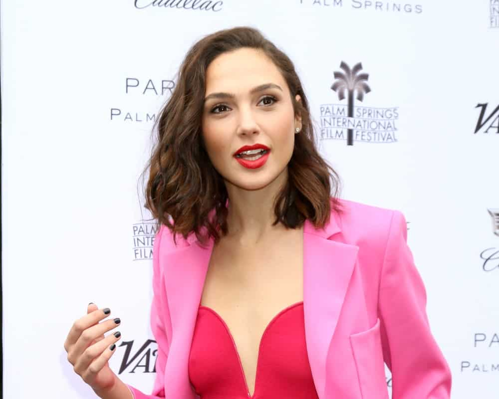 Gal Gadot attended the PSIFF Creative Impact Awards &