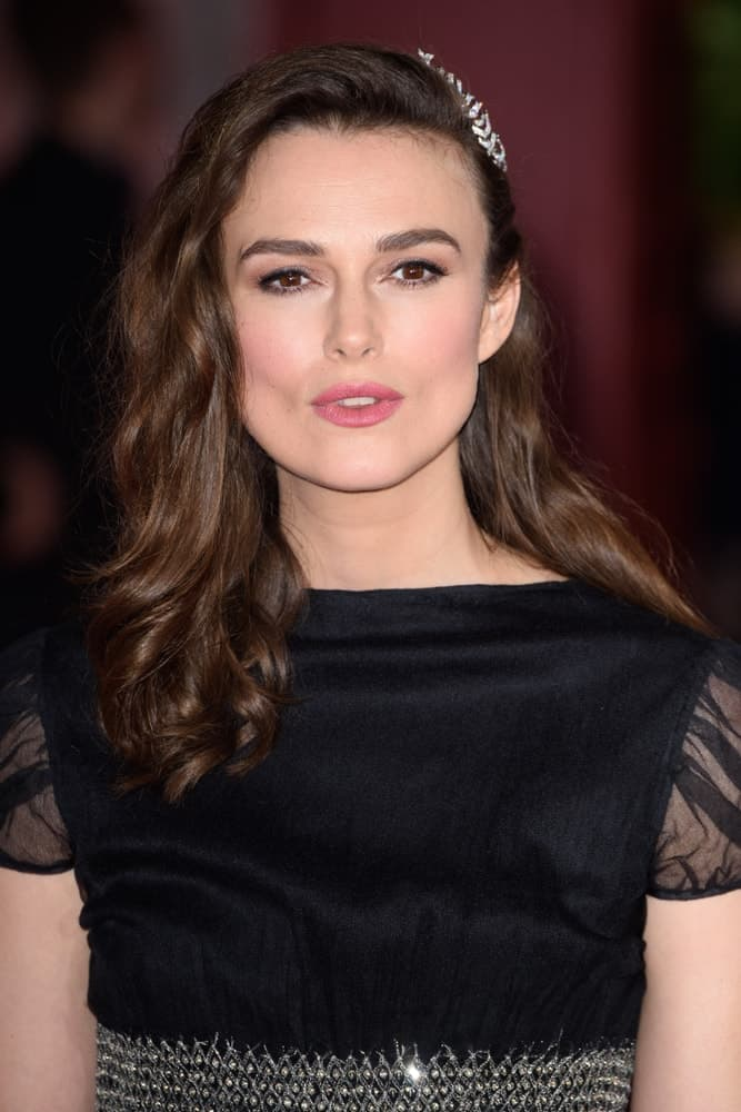 On February 18, 2019, Keira Knightley attended the premiere of