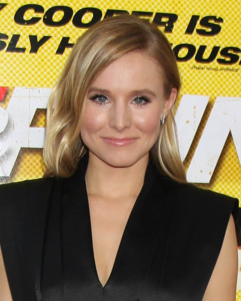 Kristen Bell made an appearance at the