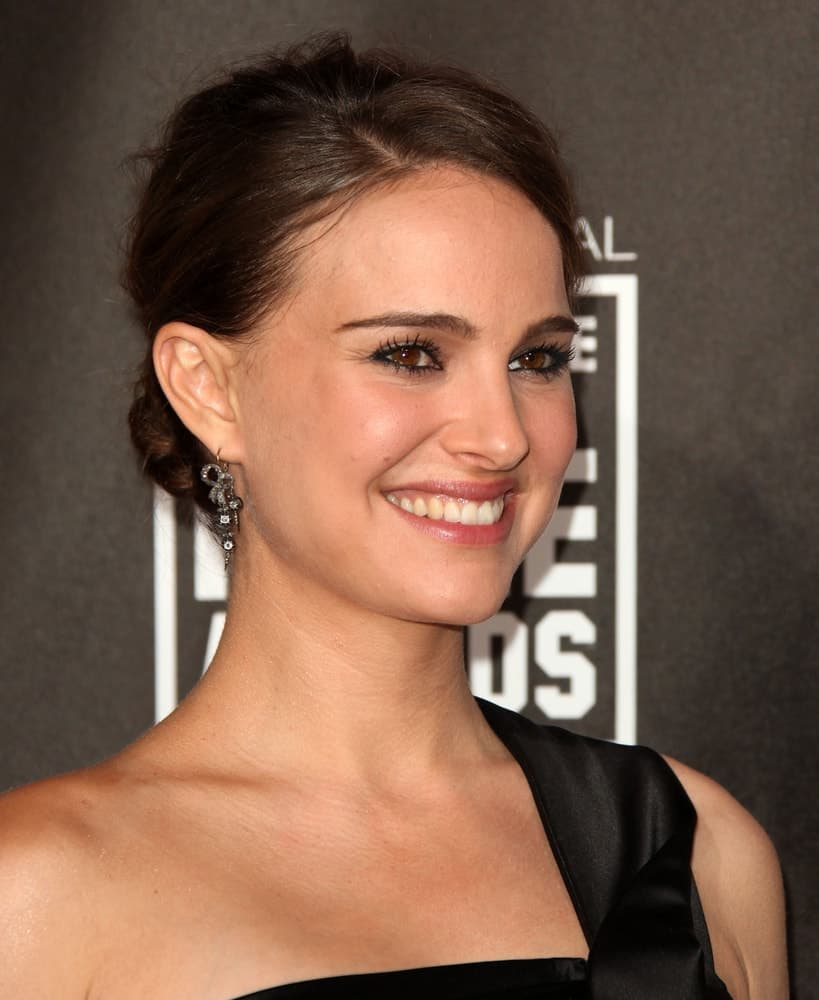Natalie Portman arrived at the 16th Annual