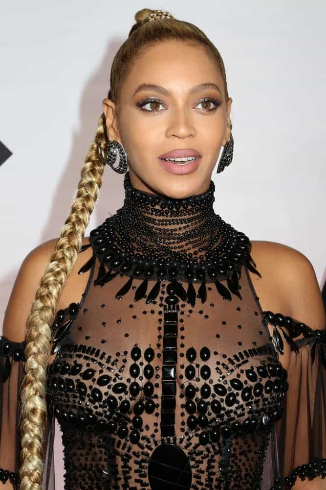 Beyonce Knowless Hairstyles Over The Years