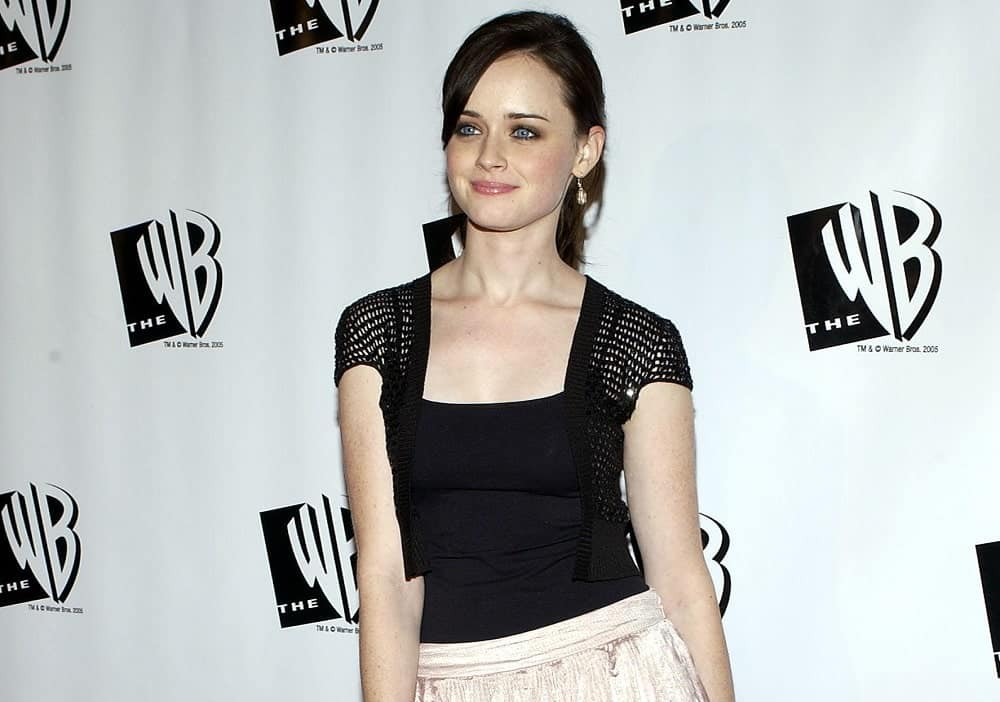 The Best Shoulder Length Alexis Bledel Hair JPG