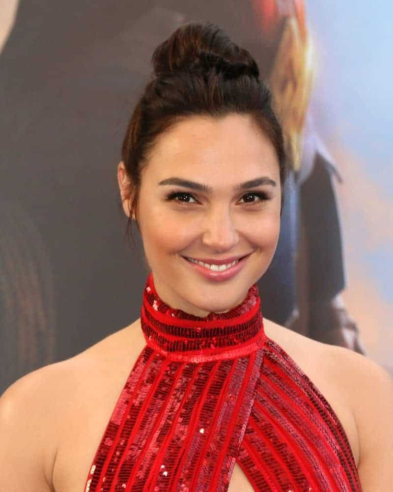 Gal Gadot attended the