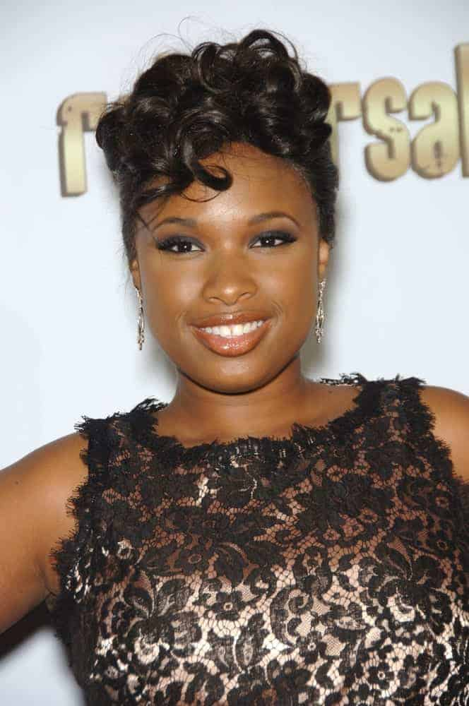 Jennifer Hudson attended the second annual