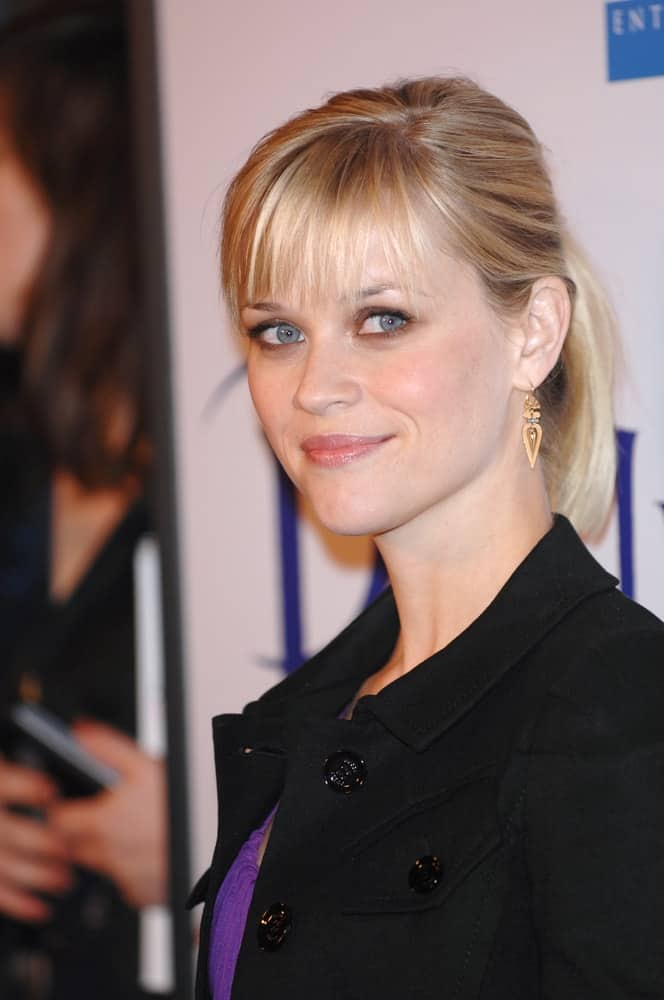 Reese Witherspoon attended the Los Angeles premiere of her new movie
