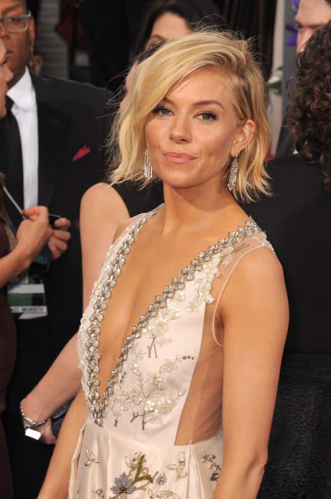 Sienna Miller S Hairstyles Over The Years