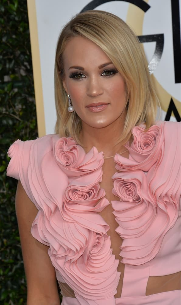 Carrie Underwoods Hairstyles Over The Years
