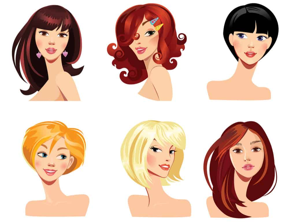 23 Types of Women's Hairstyles - Do You Know them All?