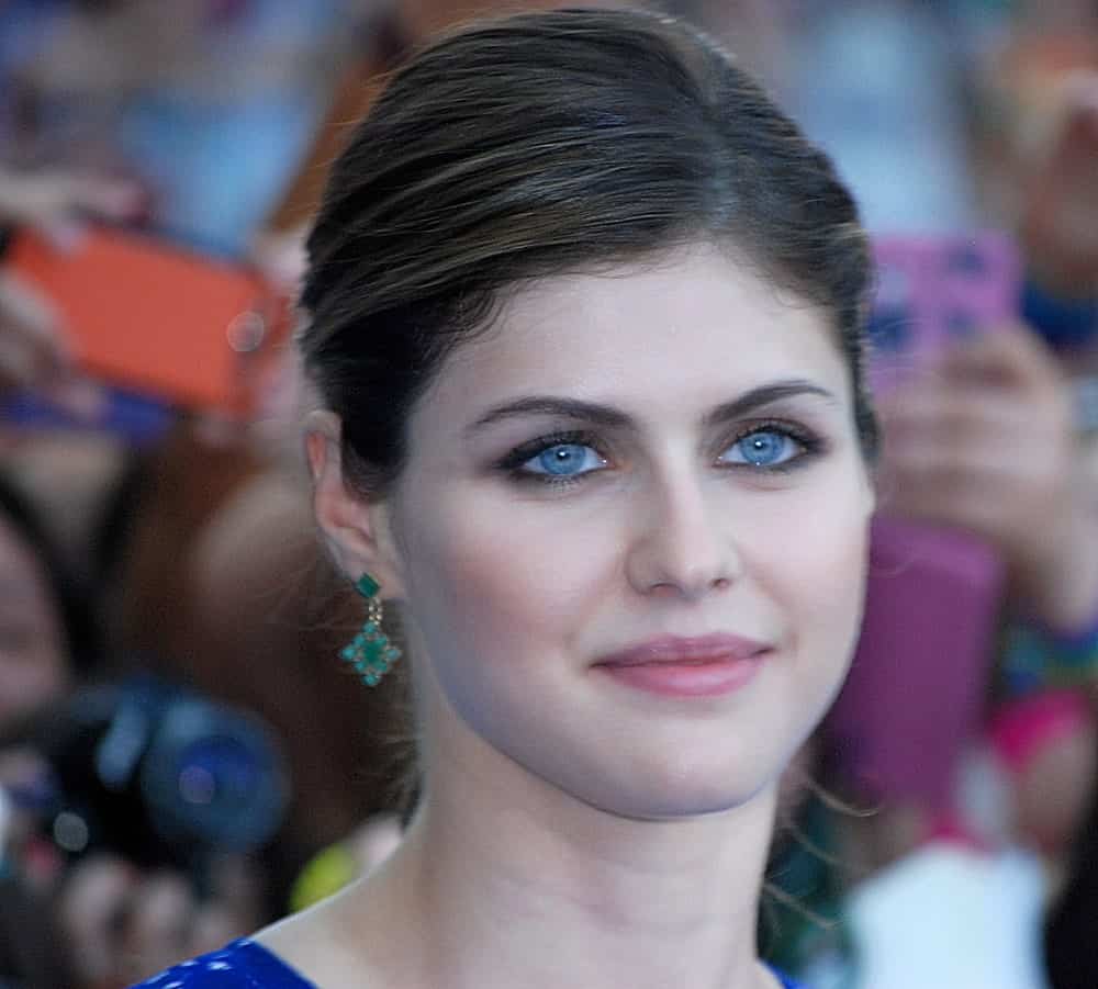 Alexandra Daddario at Giffoni Film Festival 2013 - on July 23, 2013 in Giffoni Valle Piana, Italy