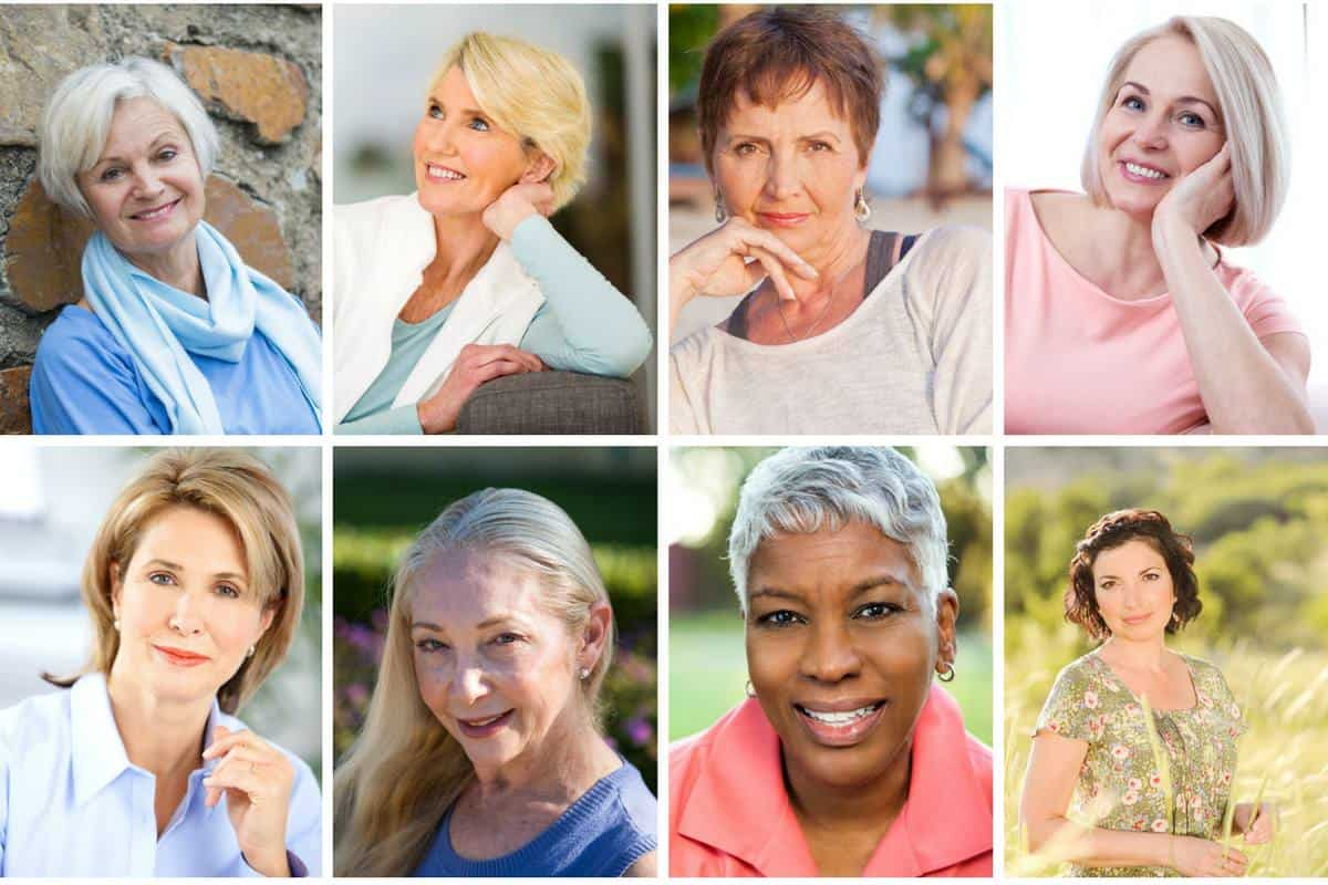 31 Types of Haircuts & Hairstyles for Women Over 50 (Photos)