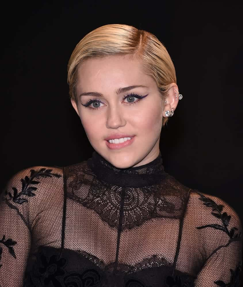 Miley Cyruss Hairstyles Over The Years