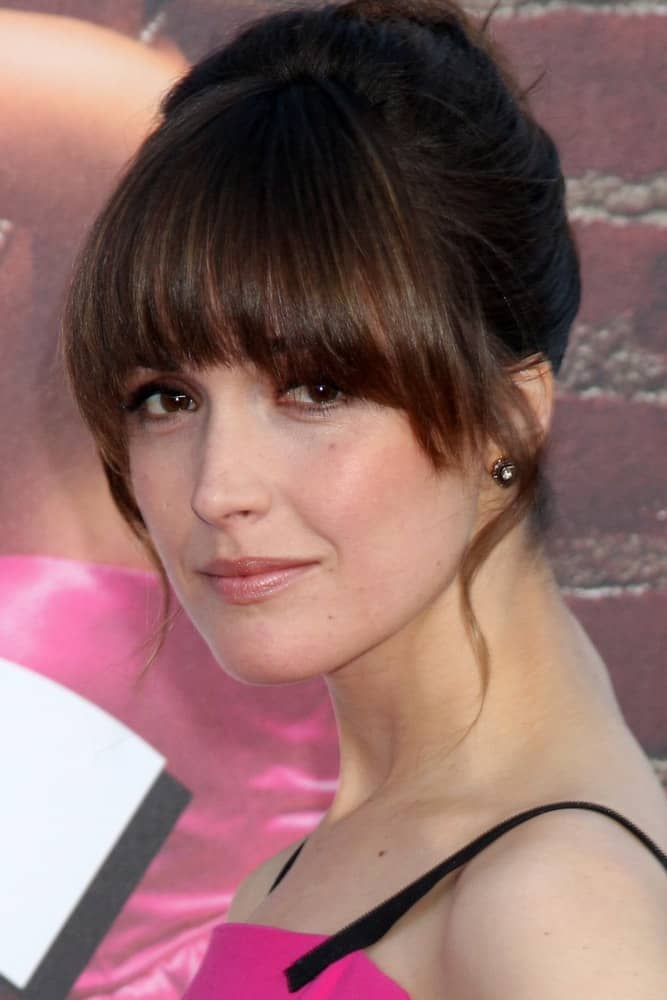 Rose Byrne was at the