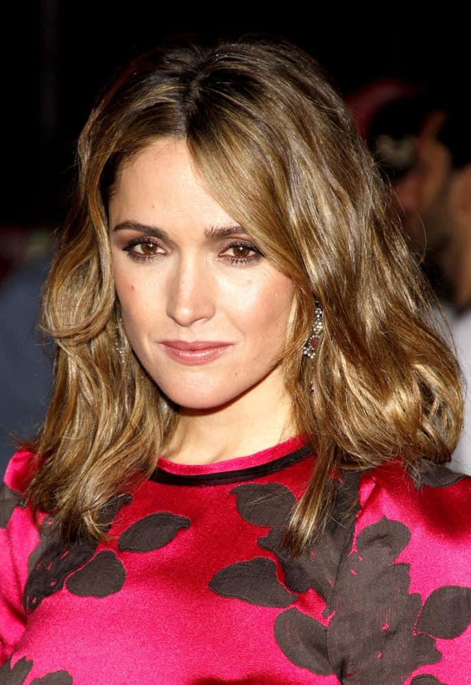 Rose Byrne attended the Los Angeles premiere of