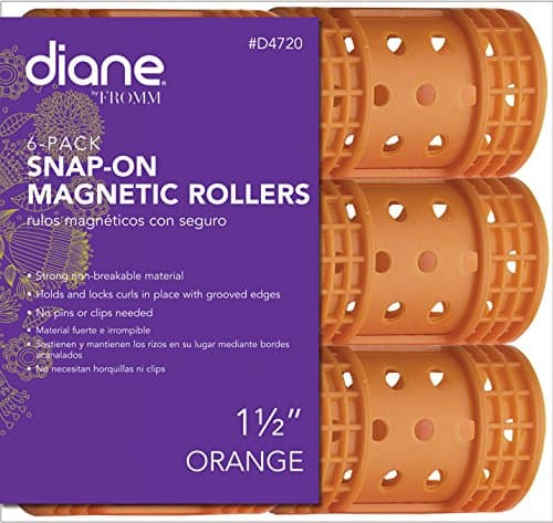 Magnetic Hair Rollers