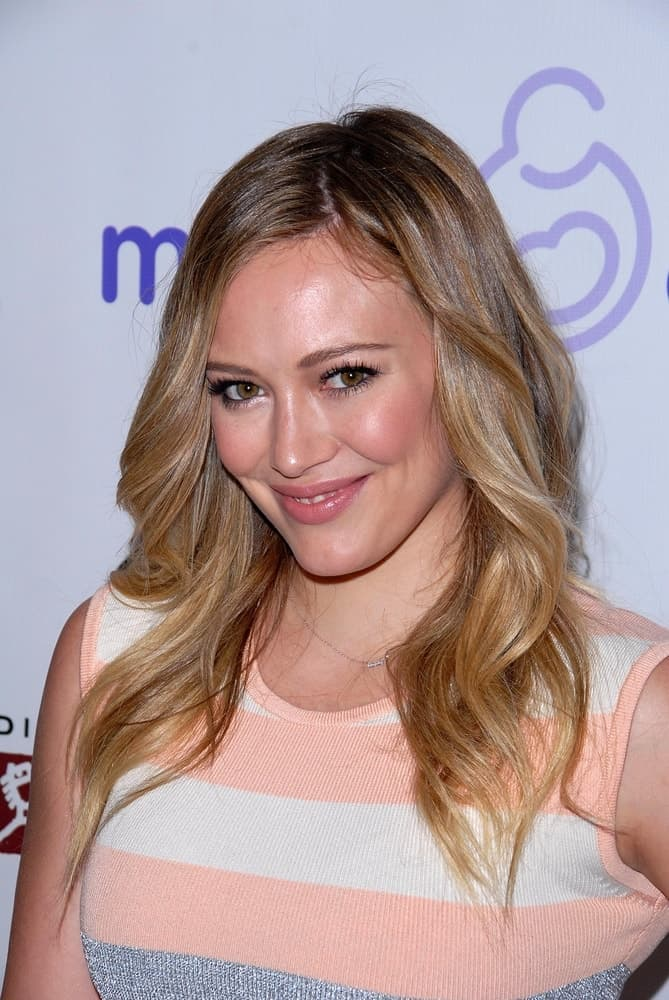 The actress is wearing her loose BOHO waves confidently at the 2012 March Of Dimes Celebration Of Babies event on December 7, 2012.