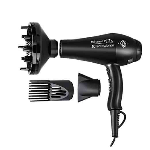 Jinri Professional Ionic Hair Dryer