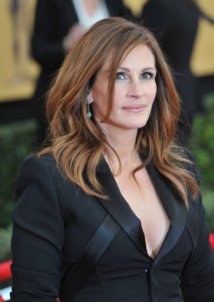 Julia Roberts S Hairstyles Over The Years