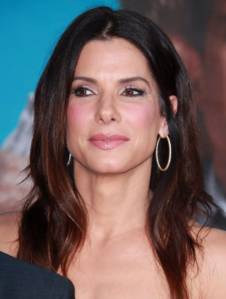 Sandra Bullock Hairstyles Over The Years