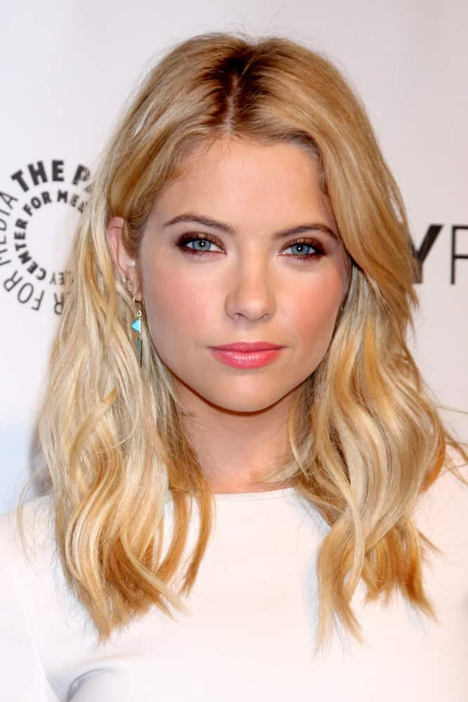 Ashley Benson attended the PaleyFEST -