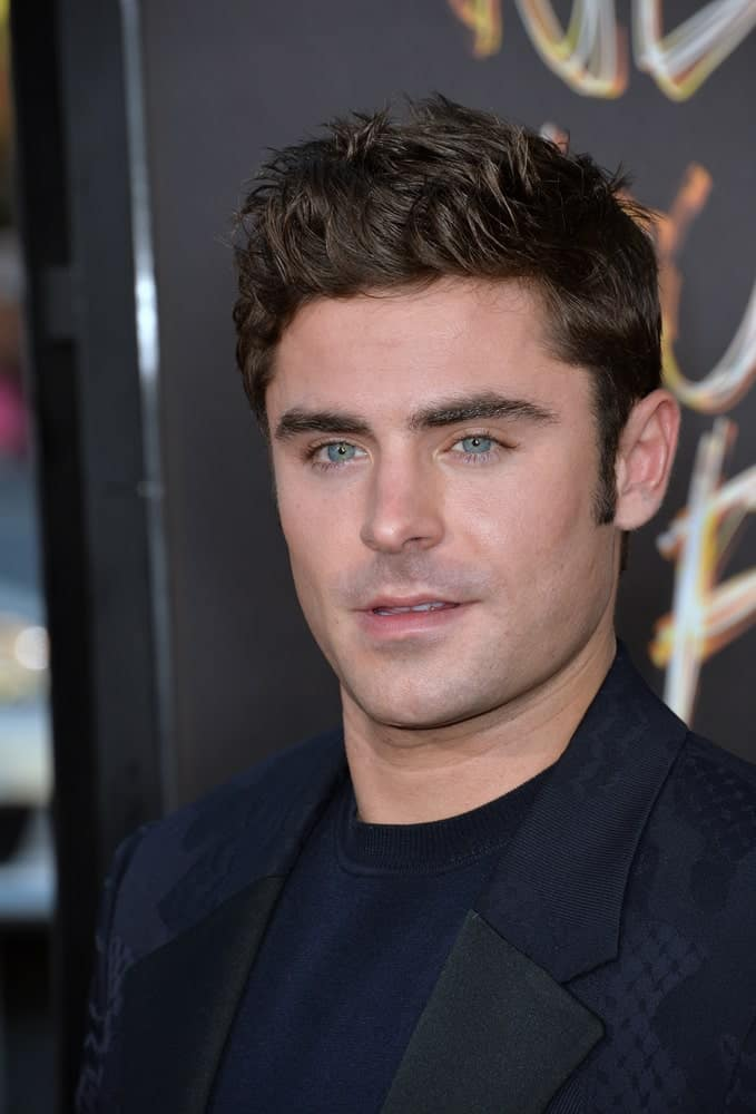 On August 20, 2015, the actor attended the Los Angeles premiere of his movie