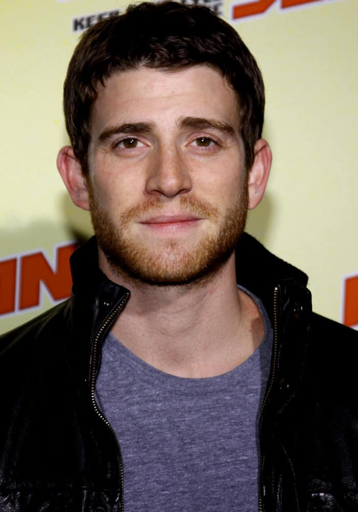 Bryan Greenberg attends the Los Angeles premiere of 'Nobel Son' held at the Egyptian Theatre in Hollywood on December 2, 2008 with simple short haircut.