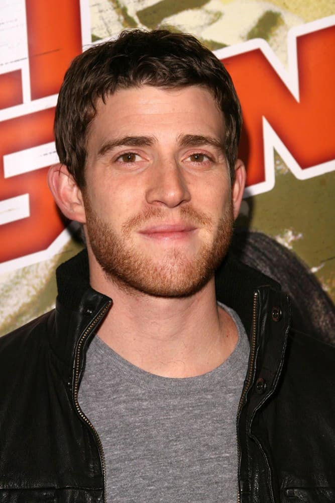 Bryan Greenberg sported a very short haircut  at the Los Angeles Premiere of 'Nobel Son'. The Egyptian Theater, Hollywood, CA in 2008.
