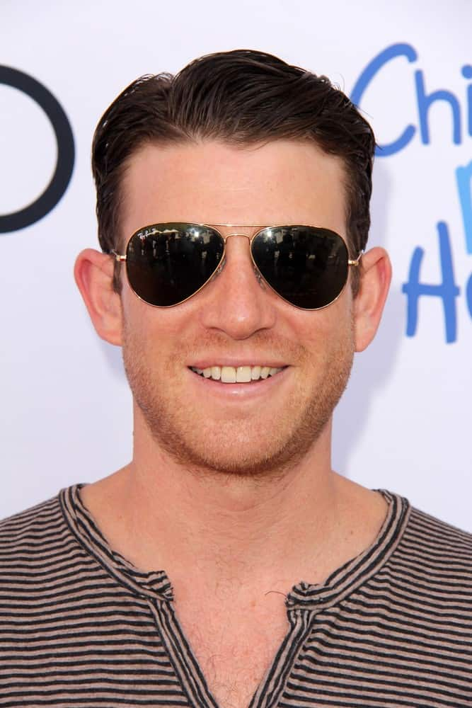Bryan Greenberg rocked a vintage look with his slicked-back hair and aviator shades during the 1st Annual Children Mending Hearts Style Sunday at the Private Residence on June 8, 2013 in Beverly Hills, CA.