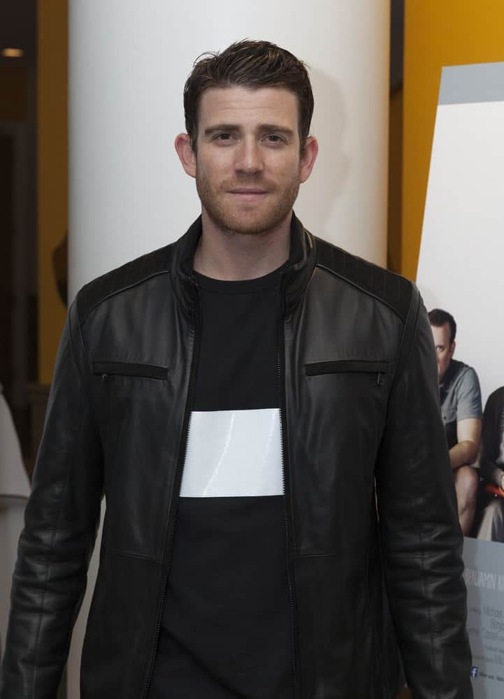 "Bryan Greenberg attended the screening of ""A short history of decay"" at Crosby hotel in 2014 with his gelled slicked back 'do."