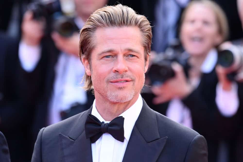 Last May 21, 2019, Brad Pitt attended the premiere of the film