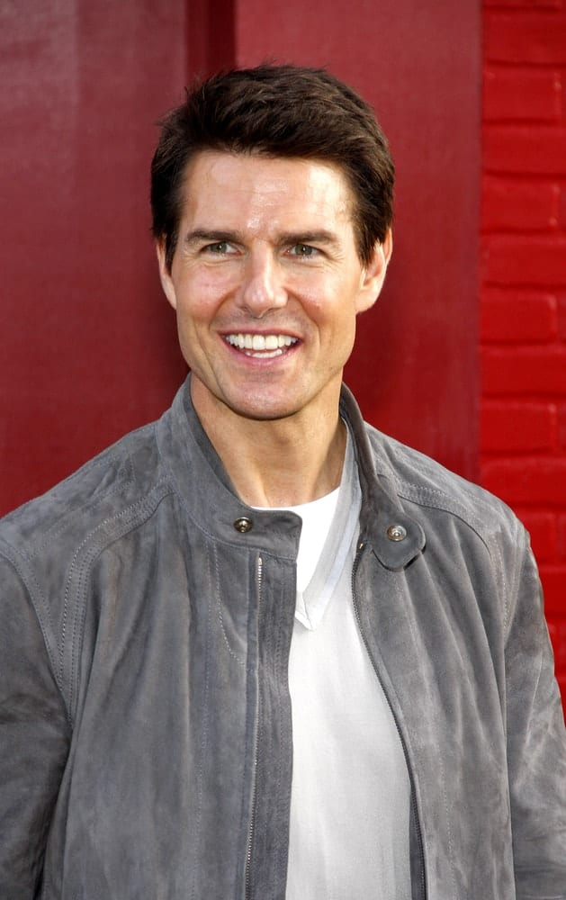Last June 8, 2012, Tom Cruise attended the Los Angeles premiere of