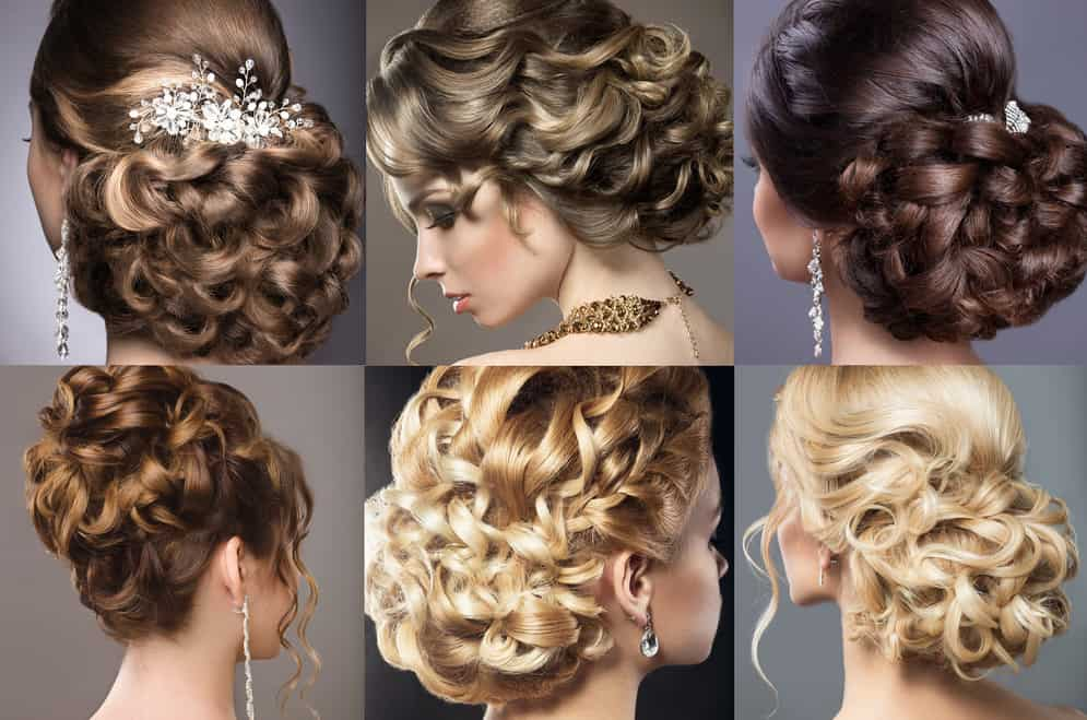 Wedding Hair Hairstyles: 75 Stunning Wedding Hairstyles For Women (Photos