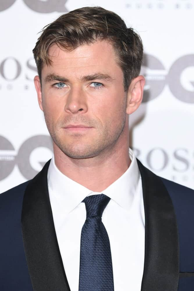 It was September 05, 2018 when Chris Hemsworth attended the GQ Men of the Year Awards 2018 in London. He opted for a neat and clean look with his side-swept crew cut and five o'clock shadow.