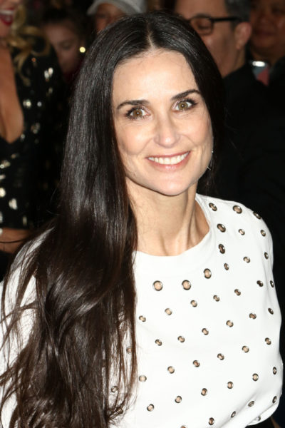Demi Moore's Hairstyles Over the Years