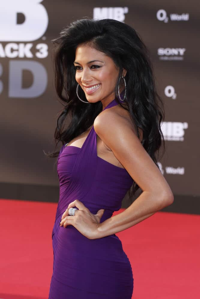 Nicole Scherzinger exhibited a gorgeous aura with this voluminous hairstyle she wore during the Men In Black 3 Premiere last May 14, 2012 in Berlin, Germany.