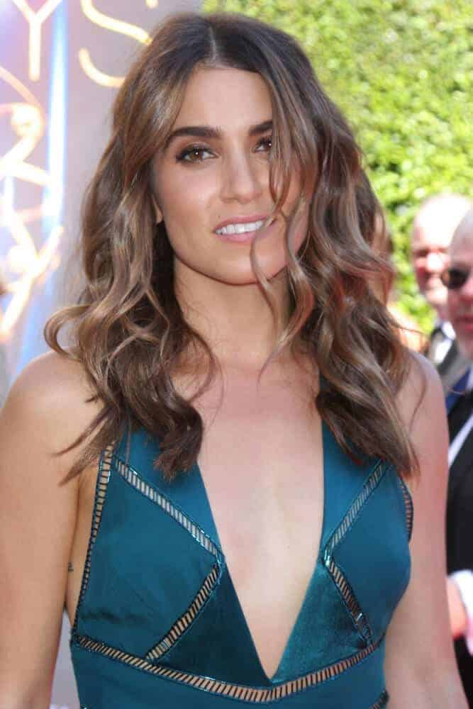 Nikki Reed flaunted her sexy, loose curls during the 2014 Creative Emmy Awards held in Los Angeles, CA last August 16, 2014.