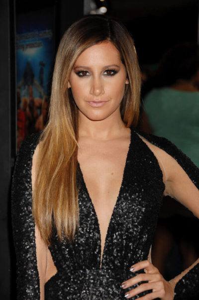 Ashley Tisdale's Hairstyles Over the Years
