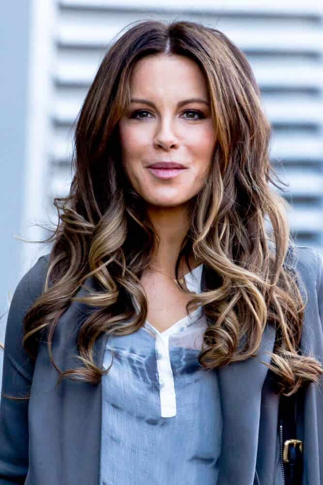 Kate Beckinsale\u0027s Hairstyles Over the Years