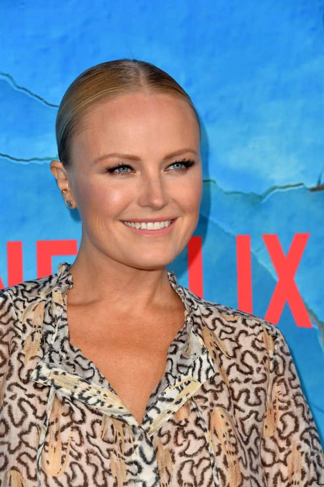 Last October 17, 2019, Malin Akerman was at the premiere of