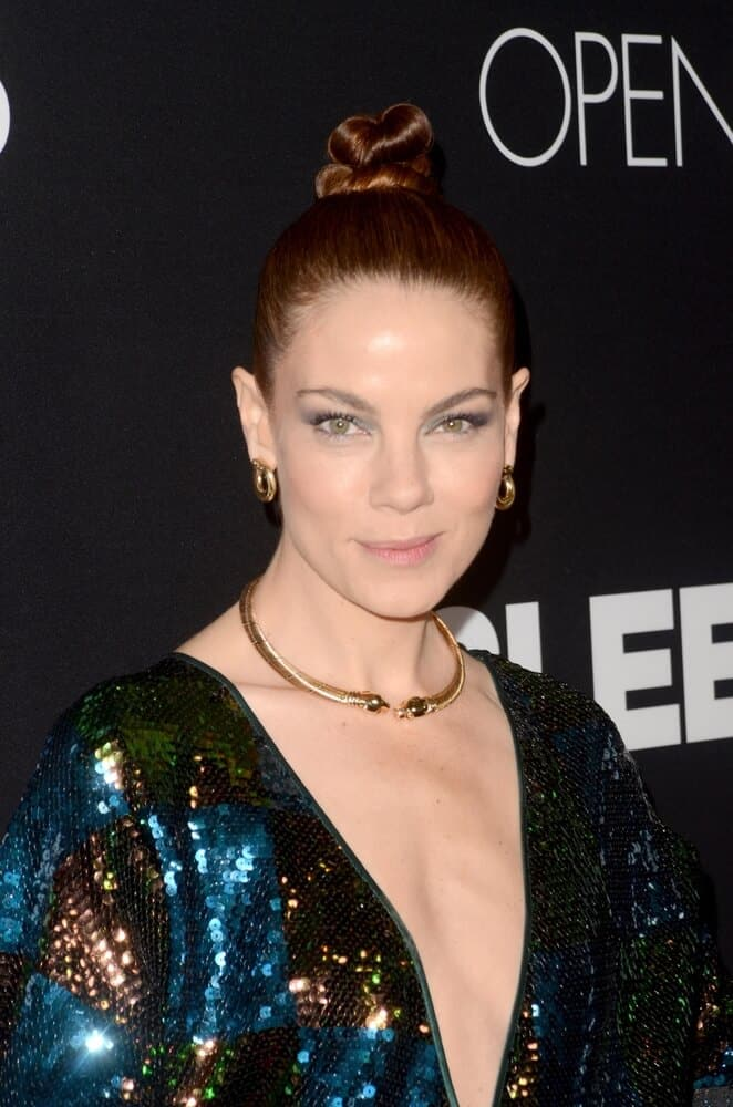 "Last Janury 5, 2017, Michelle Monaghan indeed slayed at the premiere of ""Sleepless"" with a tight, high bun and a dazzling dress that screams haute couture."