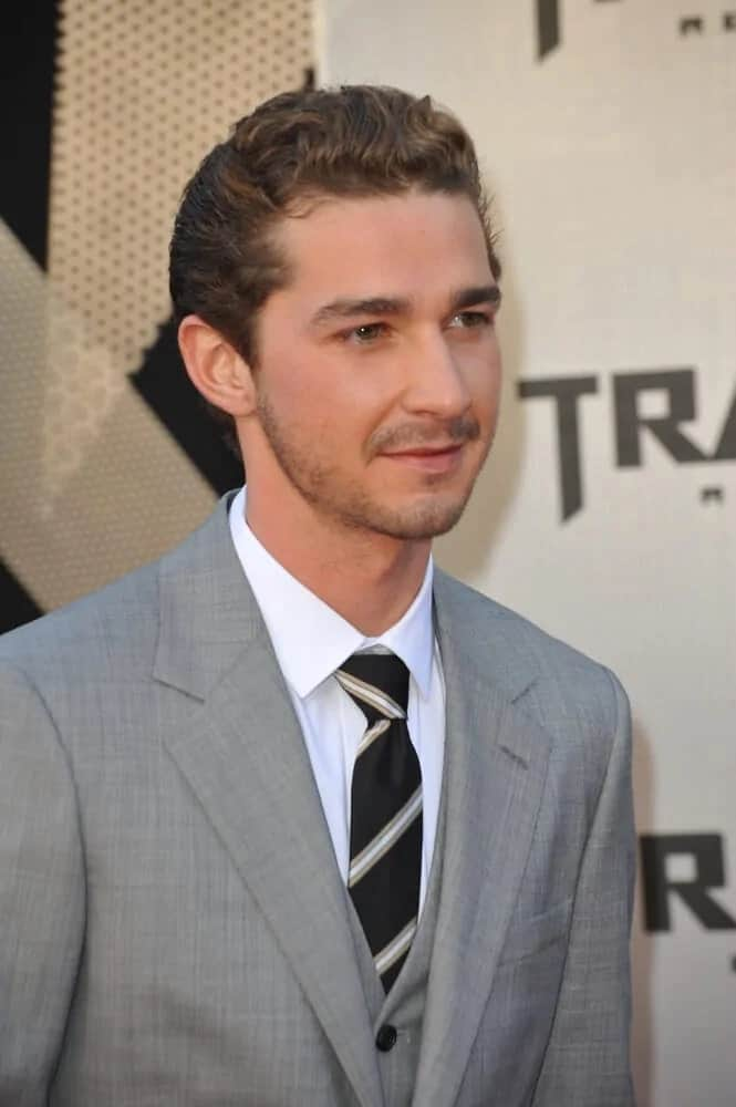 The movie actor attended the LA premiere of