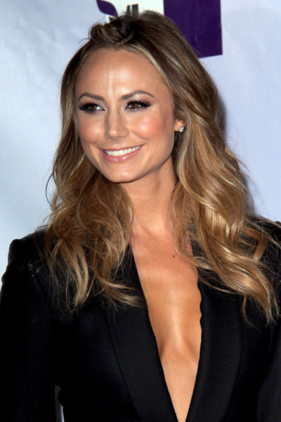 Stacy Keibler's Hairstyles Over the Years